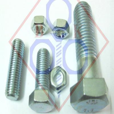 Ứng dụng các loại bulong ốc vít trong ngành cơ khí